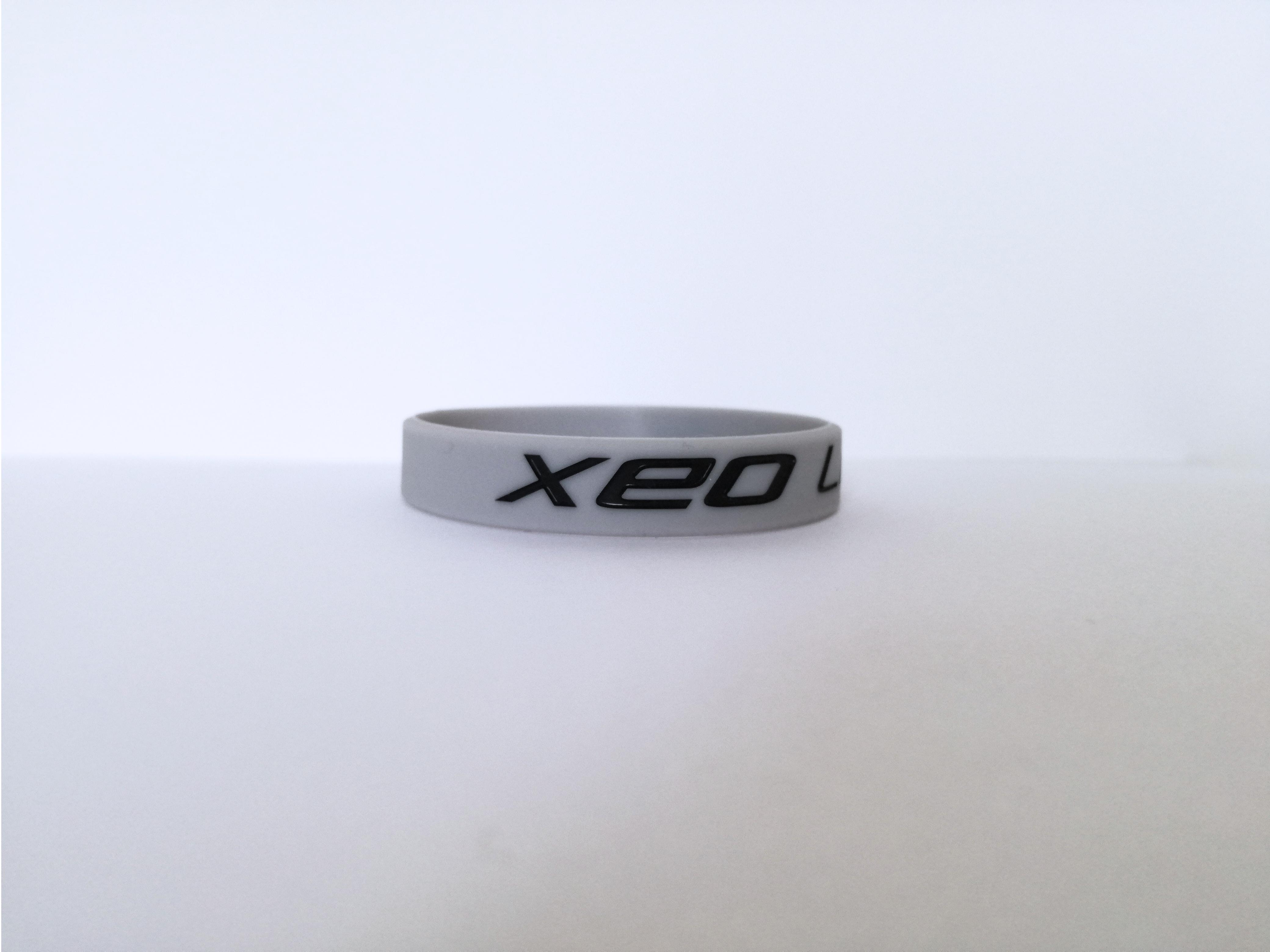 XEO Lifestyle Grey Bracelet