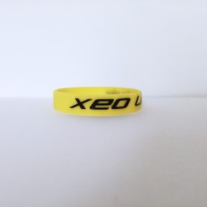 XEO Lifestyle Yellow Bracelet