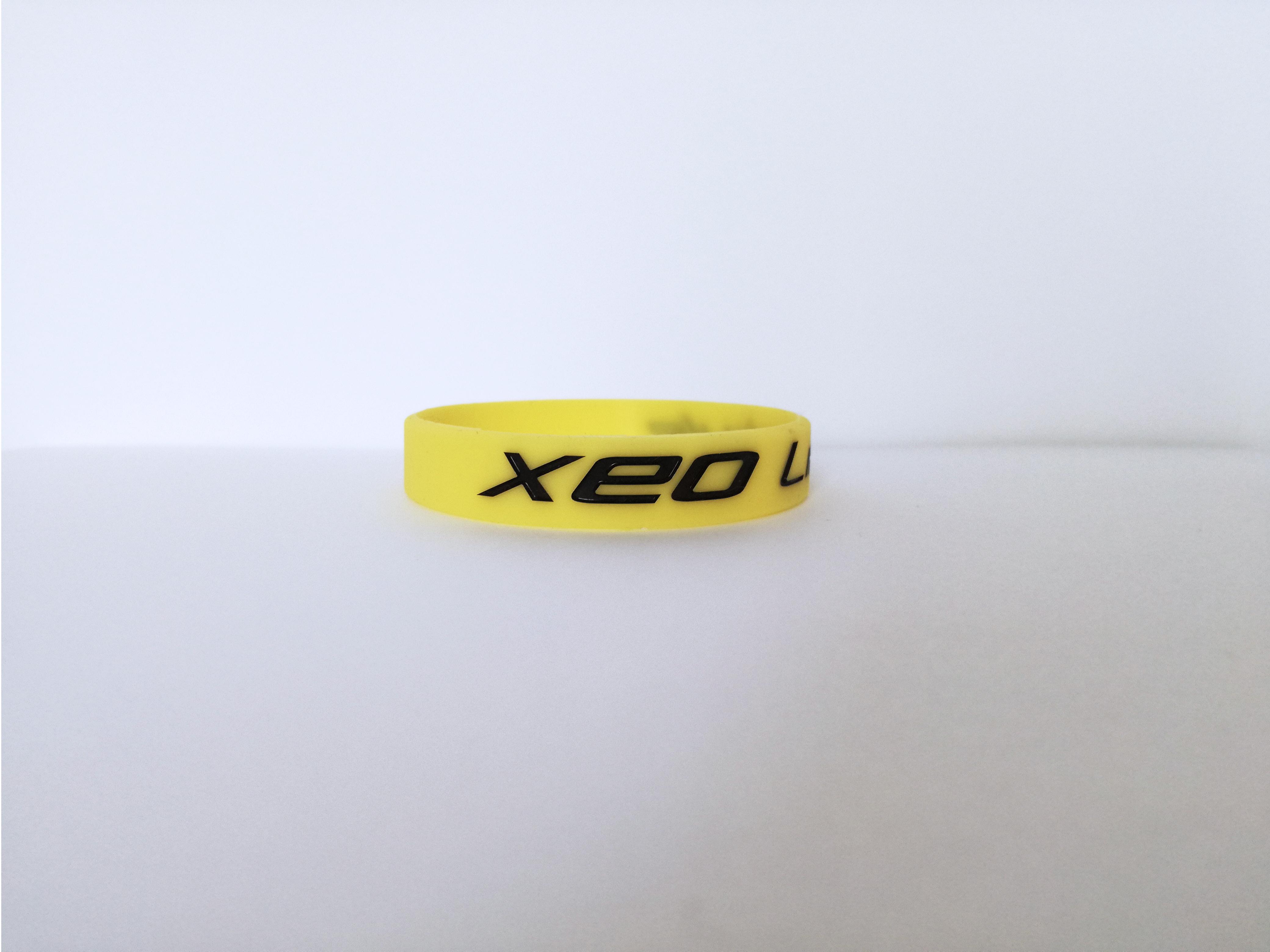 XEO Lifestyle Yellow Bracelet